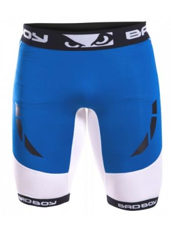 Компрессионные шорты BAD BOY SPHERE COMPRESSION синие
