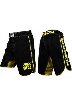 Шорты MMA Bad Boy Shorts черные
