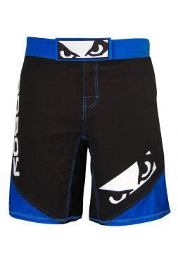 Шорты ММА Bad Boy Chris Weidman 168 черно-синие