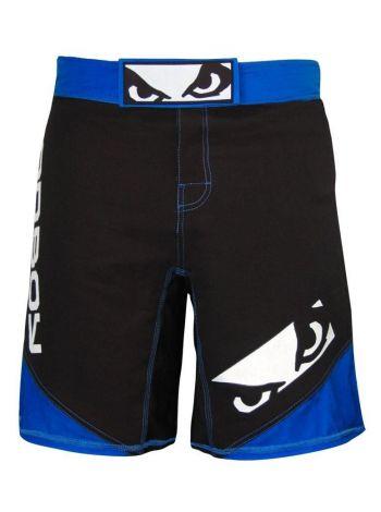 Шорты ММА Bad Boy Chris Weidman UFC 168 черно-синие