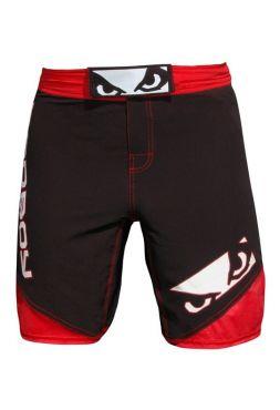 Шорты ММА Bad Boy Chris Weidman UFC 168 черно-красные