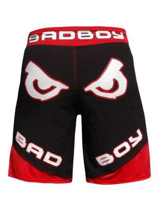 Шорты ММА Bad Boy Chris Weidman 168 черно-красные