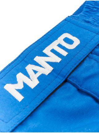 Шорты MANTO BASICO синие