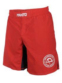 Шорты MANTO BASICO красные