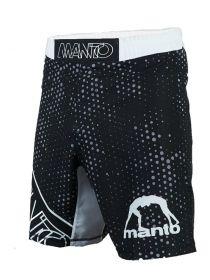 Шорты MANTO DOTS черные