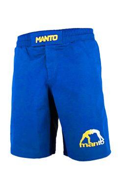 Шорты MANTO LOGO RipStop синие