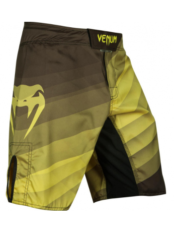 Шорты ММА VENUM DREAM черно-желтые