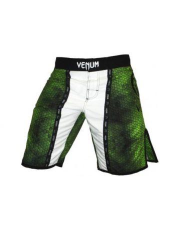 Шорты Venum MMA зеленые