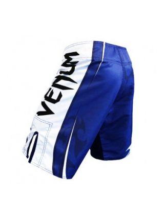 Шорты ММА Venum Carlos Condit Championship Edition UFC 154 синие