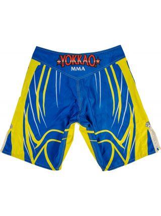 Шорты MMA Yakkao Electro