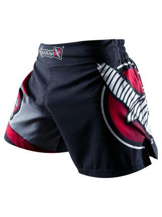 Шорты для кикбоксинга Hayabusa Kickboxing черные