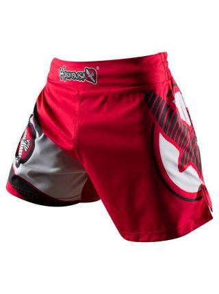 Шорты для кикбоксинга Hayabusa Kickboxing красные
