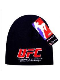 Шапка UFC Logo черная