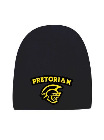 Шапка черная Pretorian Hard Sports