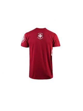 Футболка Affliction красная