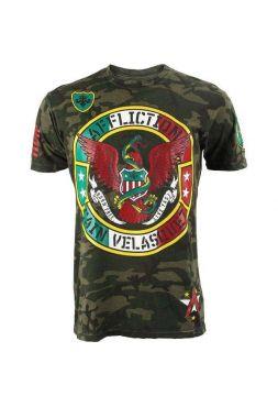 Футболка Affliction Cain Velasquez UFC 180 Camo