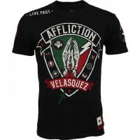 Футболка Affliction Cain Velasquez Devotion