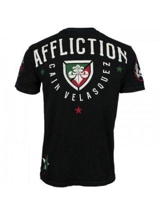 Футболка Affliction Cain Velasquez Devotion