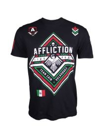 Футболка черная Affliction Cain Velasquez Force
