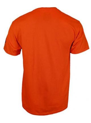 Футболка Bad Boy оранжевая