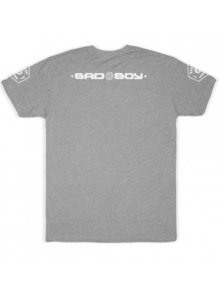 Футболка BAD BOY GLOBAL WALKOUT T-SHIRT серая