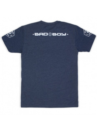 Футболка BAD BOY GLOBAL WALKOUT T-SHIRT темно-синяя