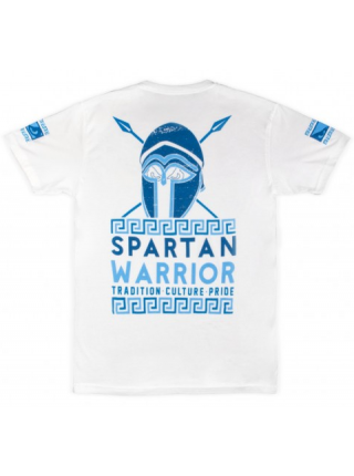 Футболка BAD BOY SPARTAN WARRIOR TEE белая