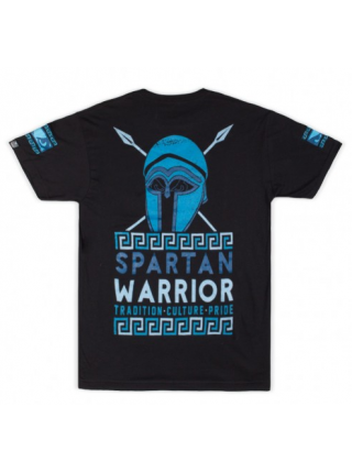 Футболка BAD BOY SPARTAN WARRIOR TEE черная