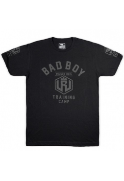 Футболка BAD BOY WILSON REIS TRAINING CAMP черная