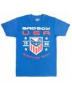 Футболка BAD BOY AMERICAN HERITAGE синяя