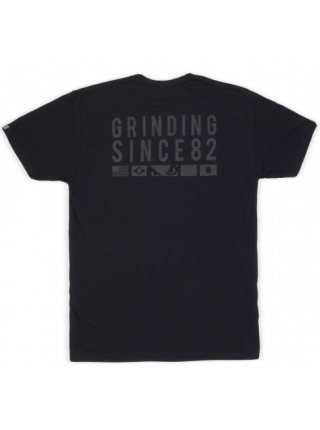Футболка BAD BOY DAILY GRIND TEE черная