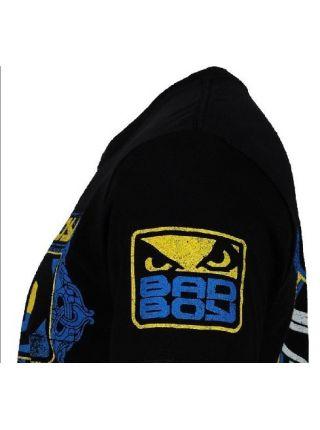 Футболка Bad Boy Gustafsson UFC 157 черная