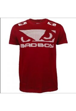 Футболка красная Bad Boy International Walkout