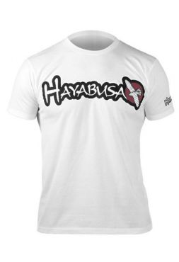Футболка Hayabusa Logo белая