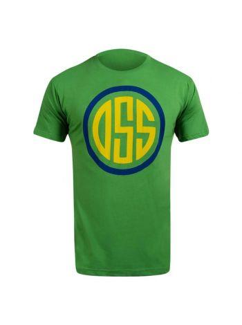 Футболка Hayabusa OSS зеленая