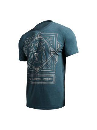 Футболка Hayabusa Warrior Code синяя