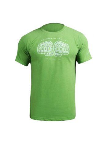 Футболка Hayabusa Weapons of Choice зеленая