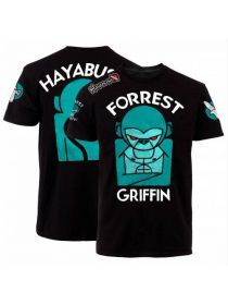 Футболка Hayabusa F. Griffin UFC 148 черная