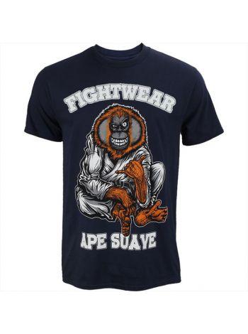 Футболка Meerkatsu Fightwear синяя