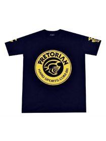 Футболка черная Pretorian Hard Sports