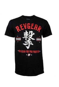Футболка Revgear Sashimono черная