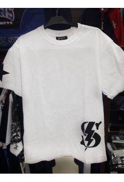 Футболка Silver Star Logo белая