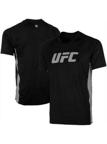 Футболка черно-серая UFC  Jon Jones 145