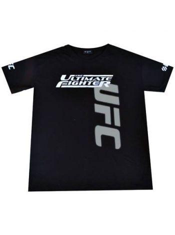 Футболка черная UFC Team Faber