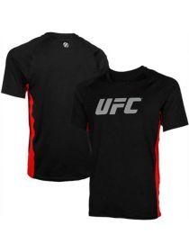 Футболка черно-красная UFC  Jon Jones 145