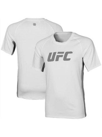Футболка белая UFC Jon Jones 145