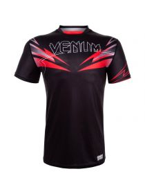 Футболка Venum Sharp 3.0 Dry Tech черно-красная