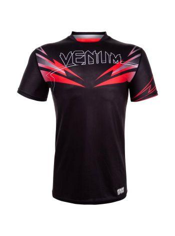 Футболка Venum Sharp 3.0 Dry Tech черно-красная