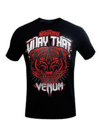 Футболка Venum Tiger King черная