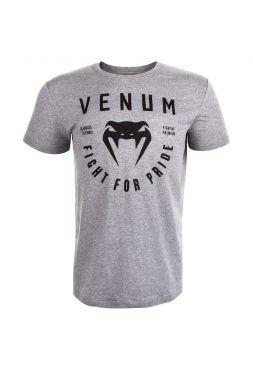 Футболка Venum Fight For Pride серая